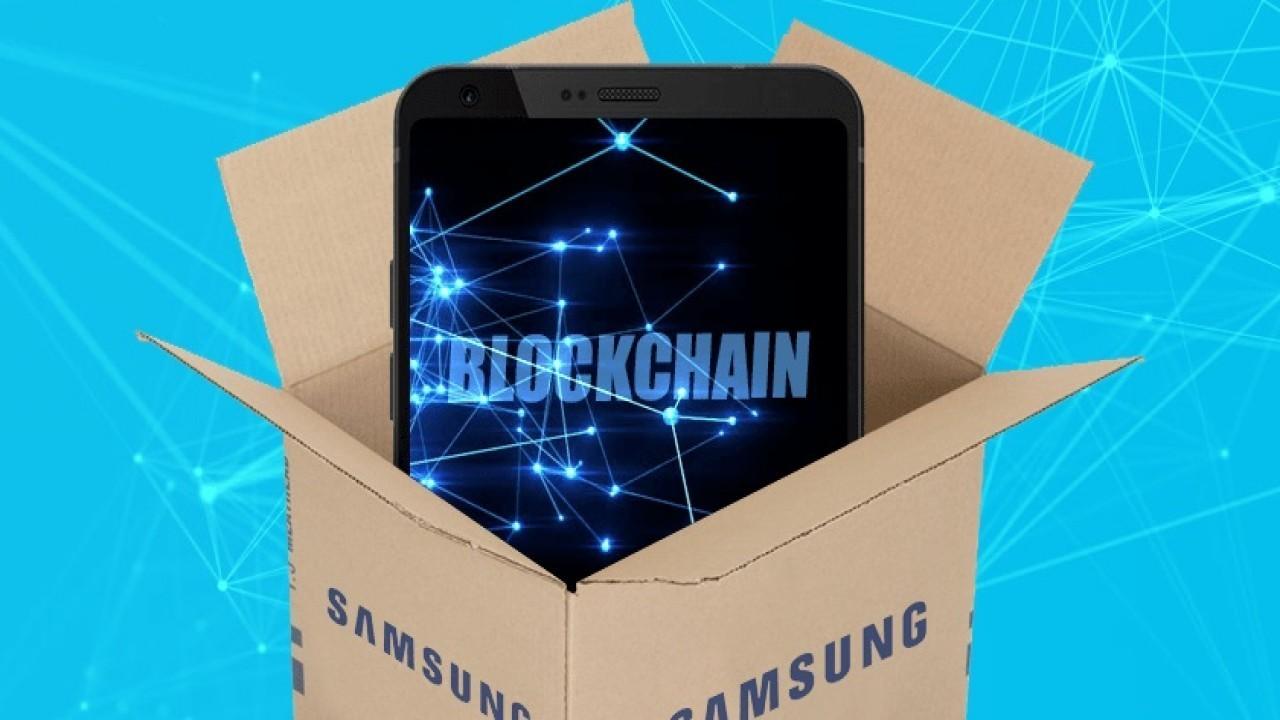 Samsung Blockchain Tabanlı Kripto Para Geliştiriyor