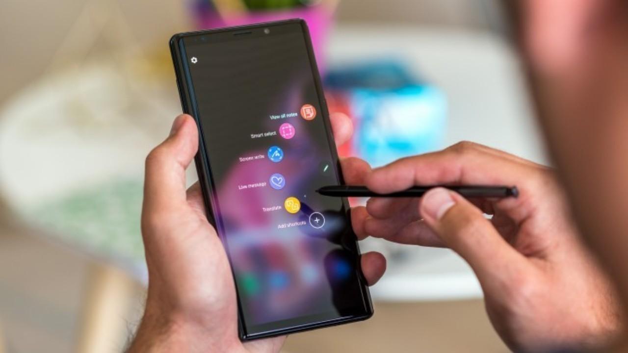 Samsung Galaxy Note 10 Pro, 4.500 mAh Bataryaya Sahip Olacak
