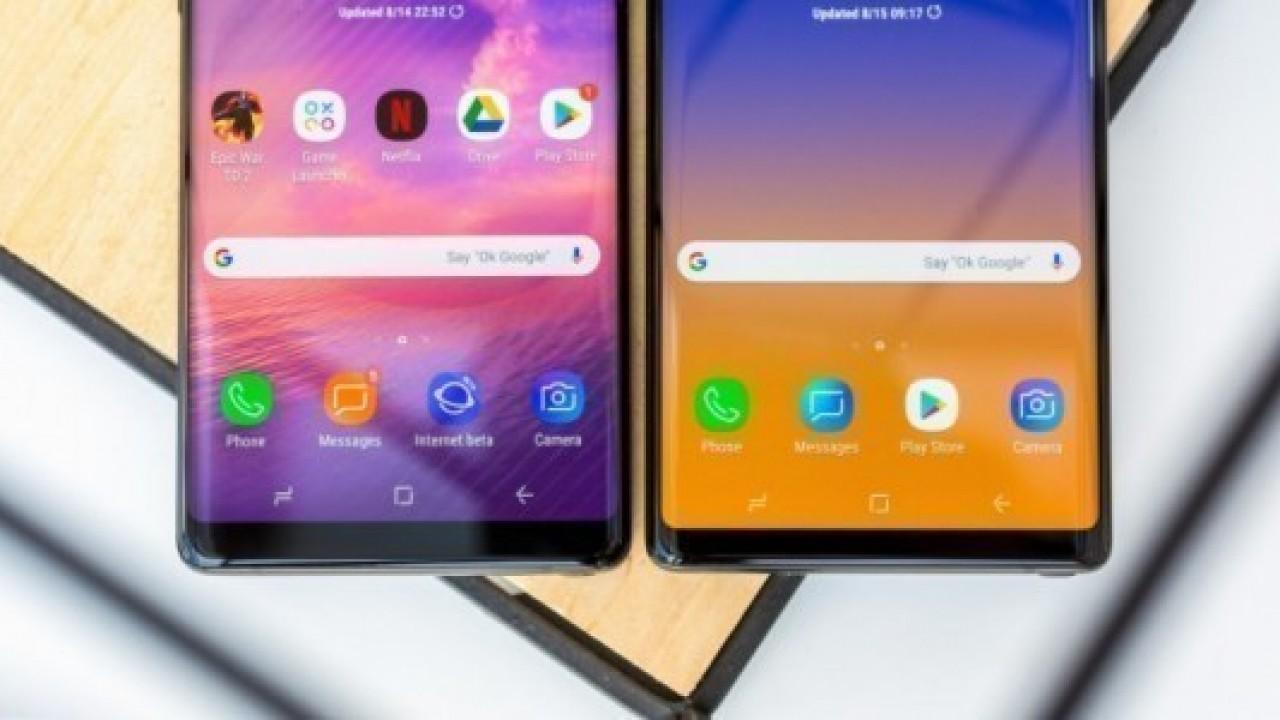 Samsung, Daha Küçük Bir Galaxy Note10 Hazırlıyor