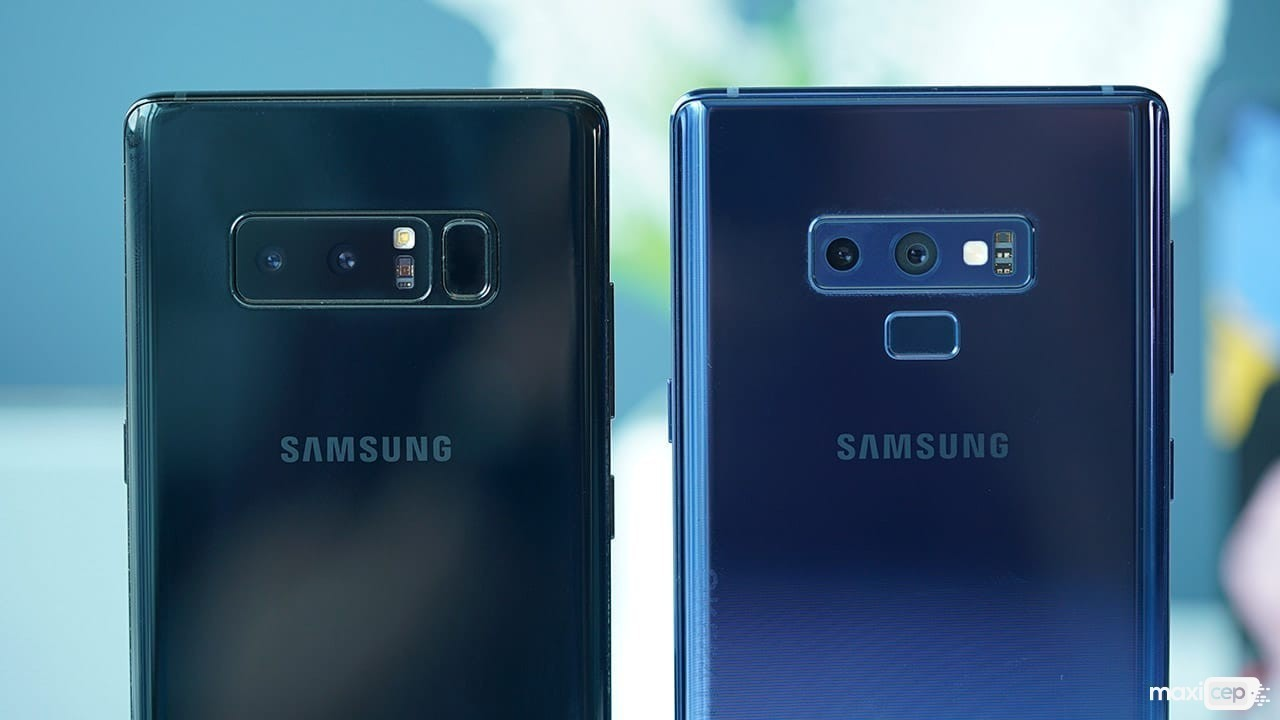 Samsung Galaxy Note9 İçin Yeni Güncelleme Yayınlandı
