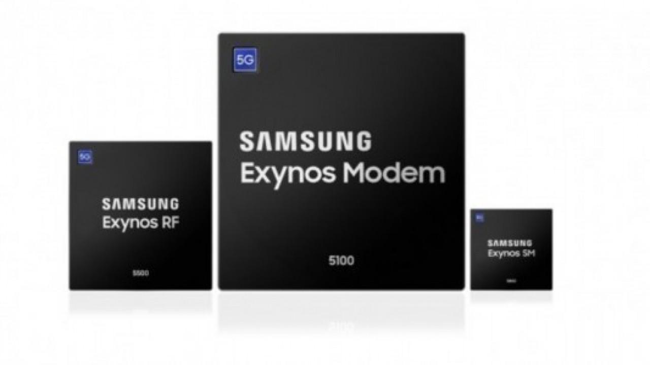 Samsung, Akıllı Telefonlar için 5G Bileşenleri Üretmeye Başladı