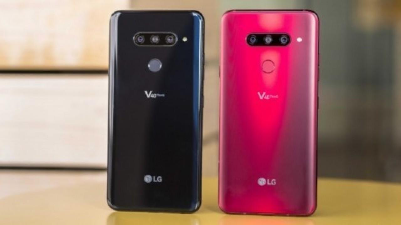 Dört LG Akıllı Telefon, Haziran 2019'a Kadar Android Pie Güncellemesi Alacak