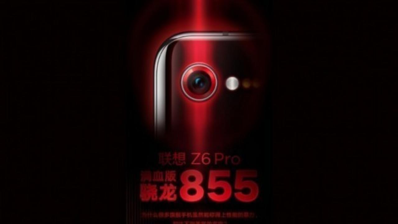 Lenovo Z6 Pro, Bu Ay Snapdragon 855'le Duyurulacak