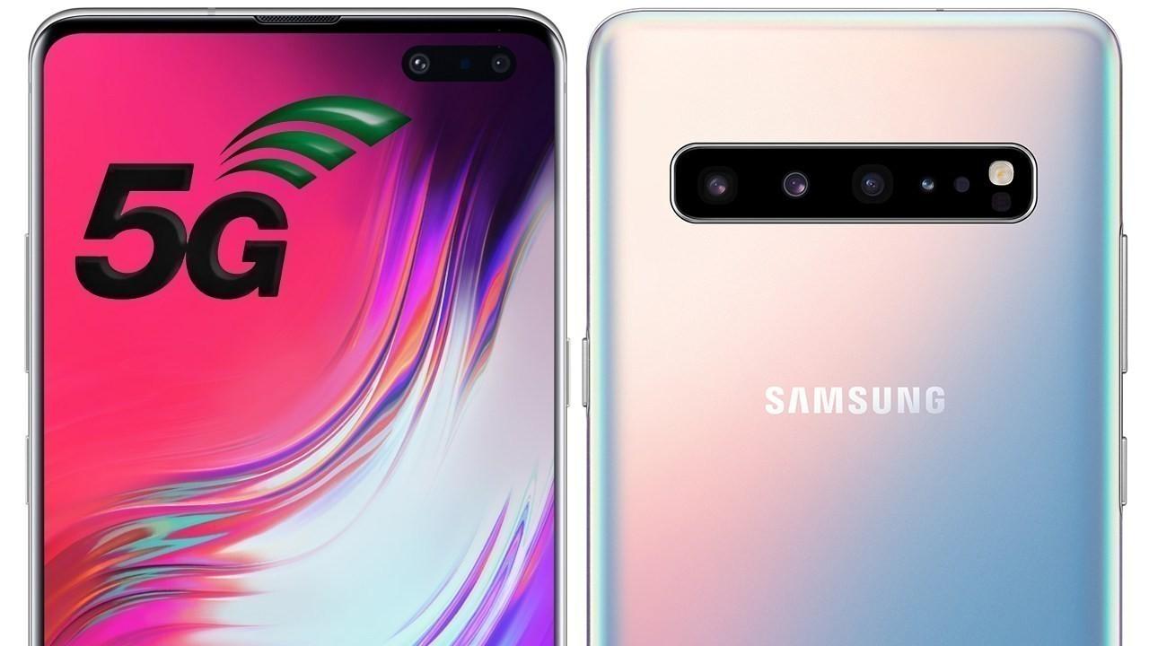 Samsung Galaxy S10 5G Bomba Gibi Patladı