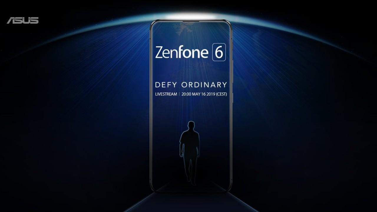 Asus ZenFone 6, Snapdragon 855, 48MP Kamera ve 5.000 mAh Batarya ile Geliyor