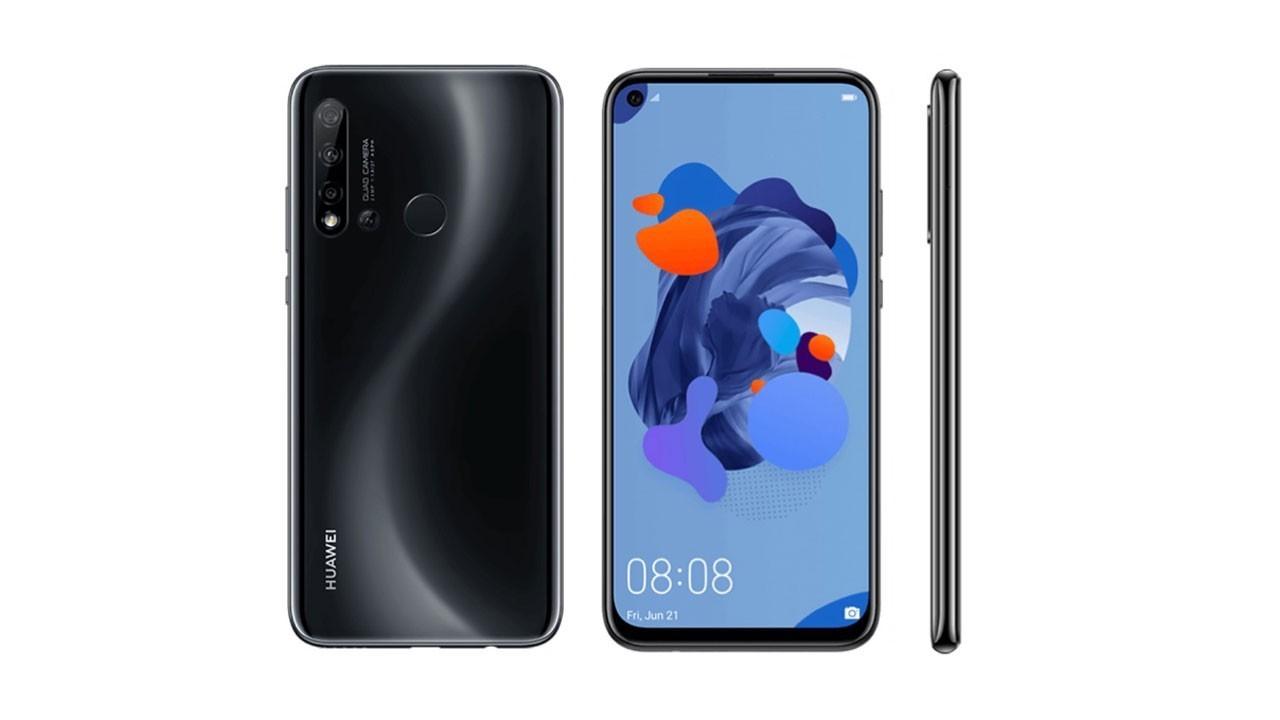 Huawei P20 Lite 2019 Ekran İçi Ön Kamerayla Beraber Geliyor