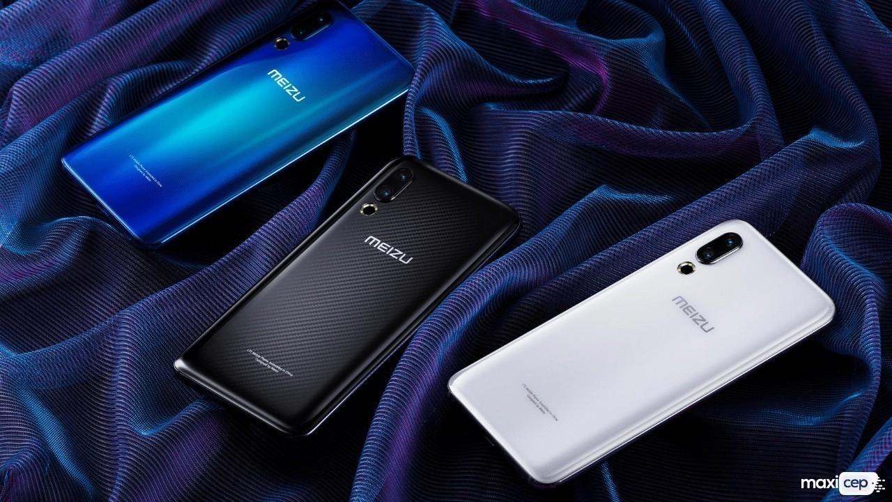 Meizu 16Xs Üçlü Arka Kamerayla Beraber Geliyor