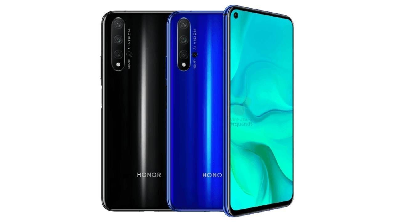 Honor 20 Pro'nun Dörtlü Arka Kamerasından İlk Örnekler Geldi