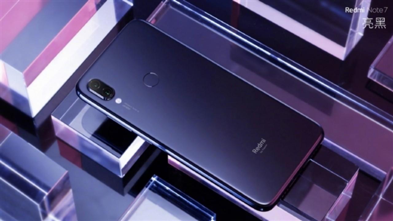 Redmi Note 7 Dünya Genelinde 10 milyon Adet Sattı