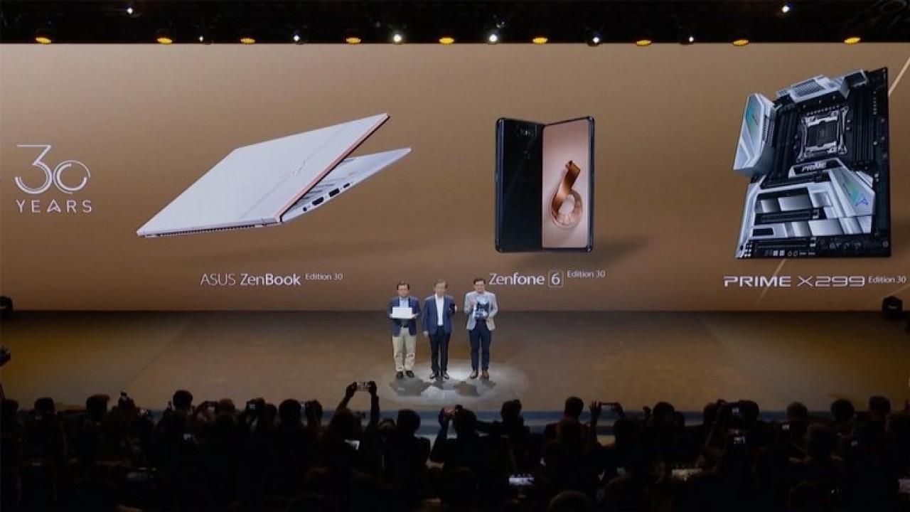 ASUS ZenFone 6 Edition 30, 12GB RAM ve 512GB Depolama Alanıyla Duyuruldu