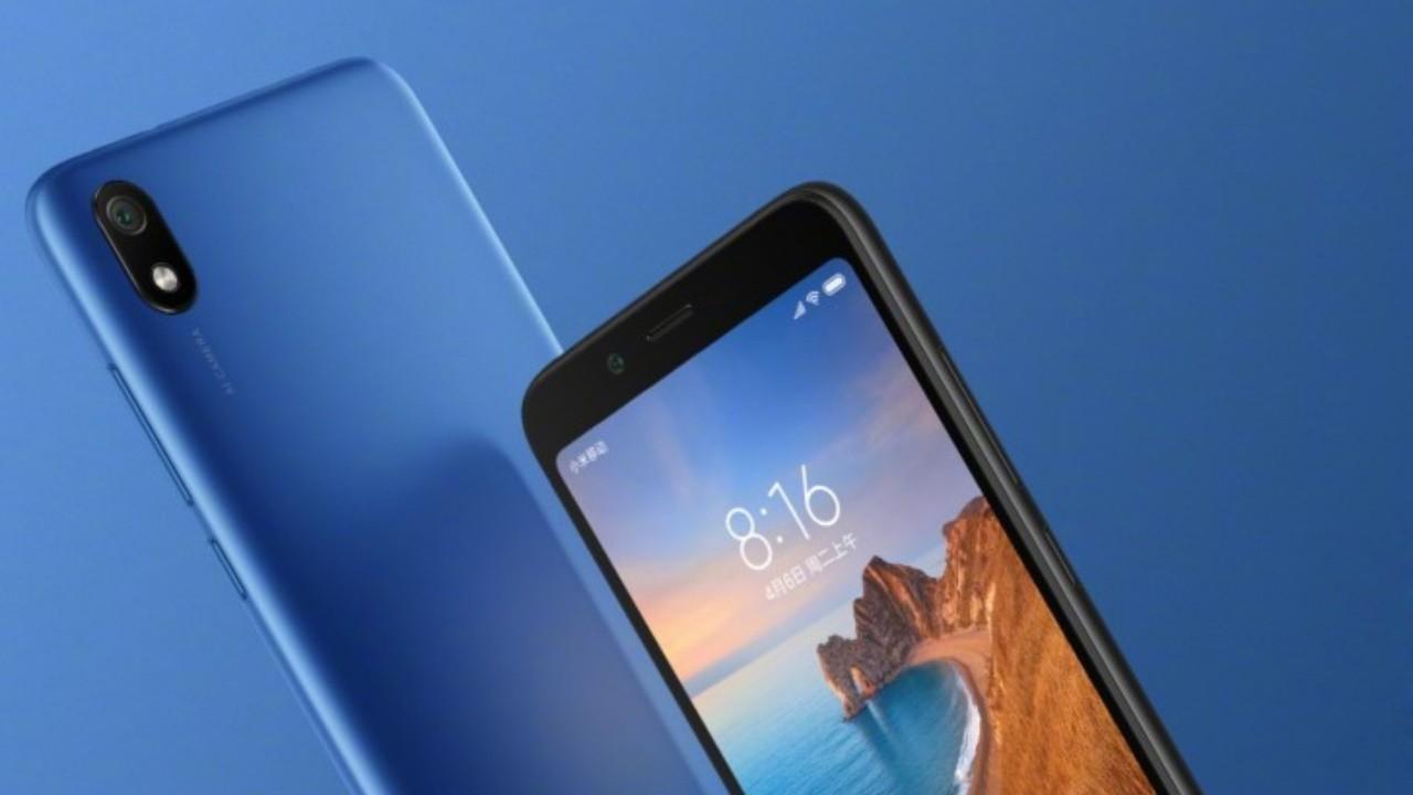 Resmi 7A, 4.000 mAh Batarya ve Android Pie İşletim Sistemi ile Duyuruldu