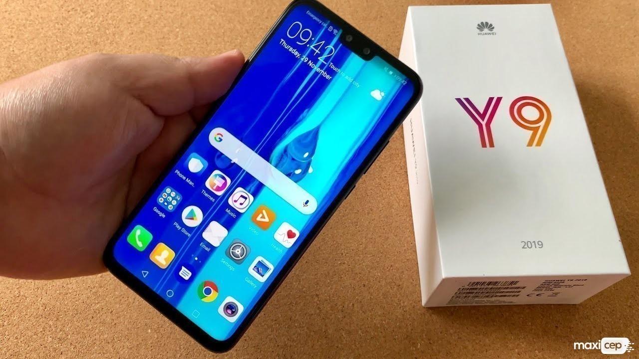 Huawei Y9 Prime 2019 Pop-up Kamera İle Ortaya Çıktı