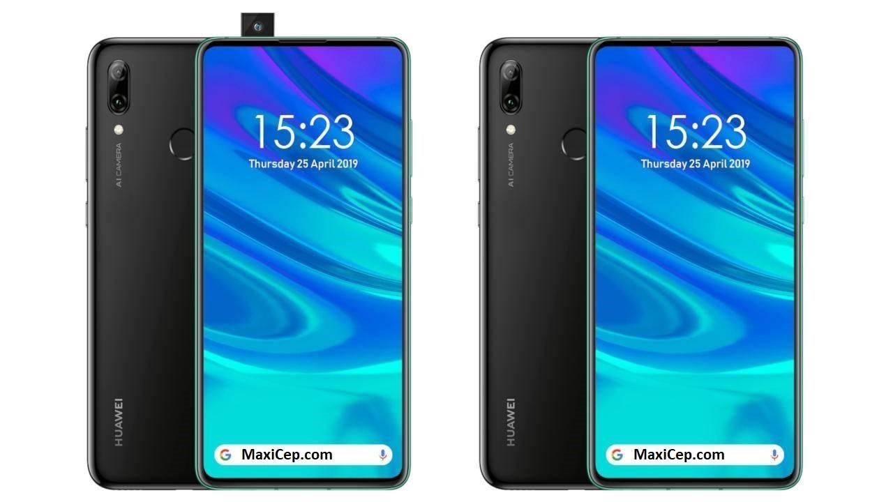 Huawei P Smart Z'nin Özellikleri ve Fiyatı Ortaya Çıktı