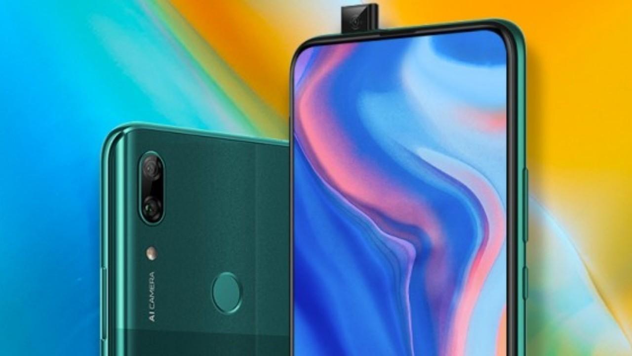 Huawei, Açılır Özçekim Kamerasına Sahip İlk Telefonu P Smart Z'yi Duyurdu