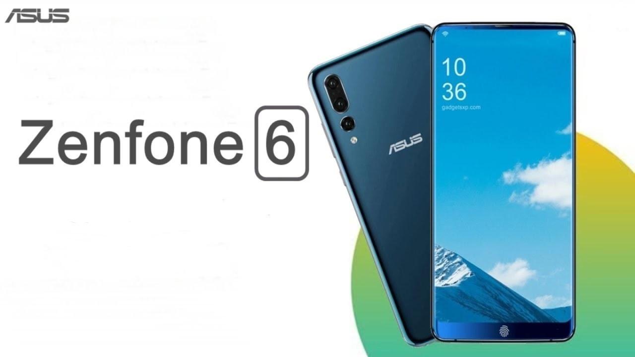 Asus ZenFone 6'nın Bazı Özellikleri Belli Oldu