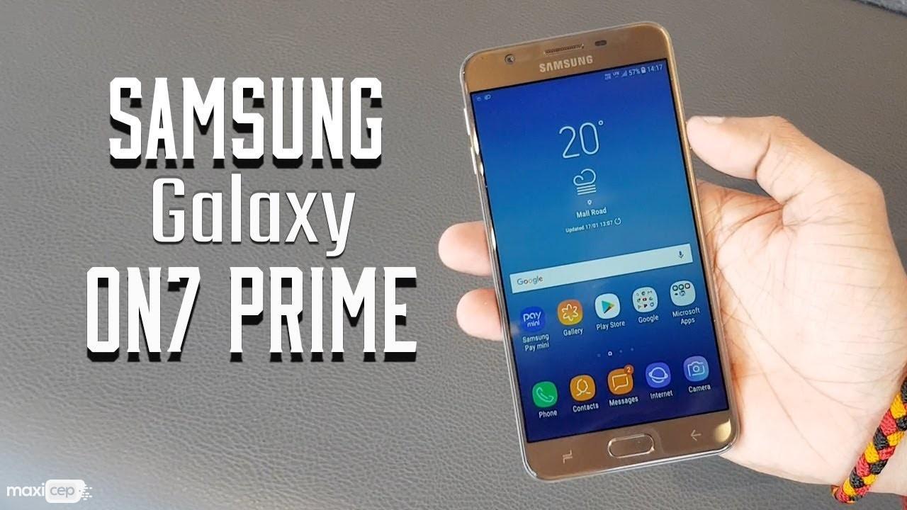 Samsung Galaxy On7 Prime Android 9 Pie Güncellemesi Yayınlandı
