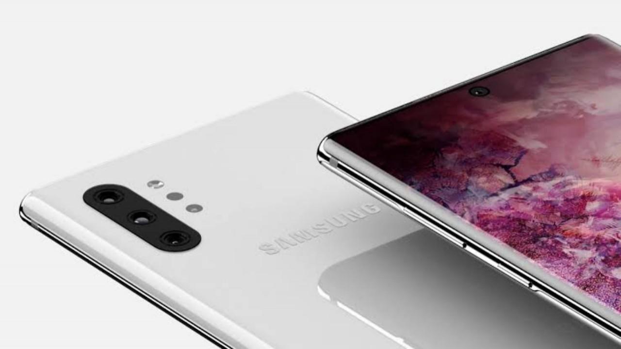 Samsung Galaxy Note10 Pro 25W Hızlı Şarjı Destekleyecek