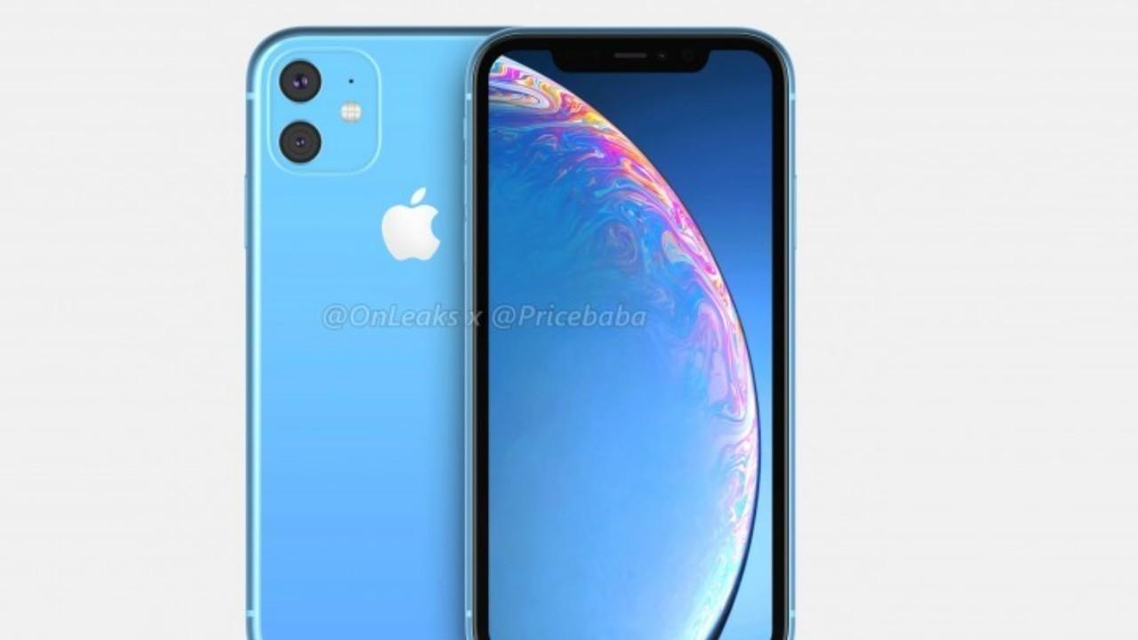 Apple iPhone XR Halefi, % 5 Daha Büyük Bataryaya Sahip Olacak