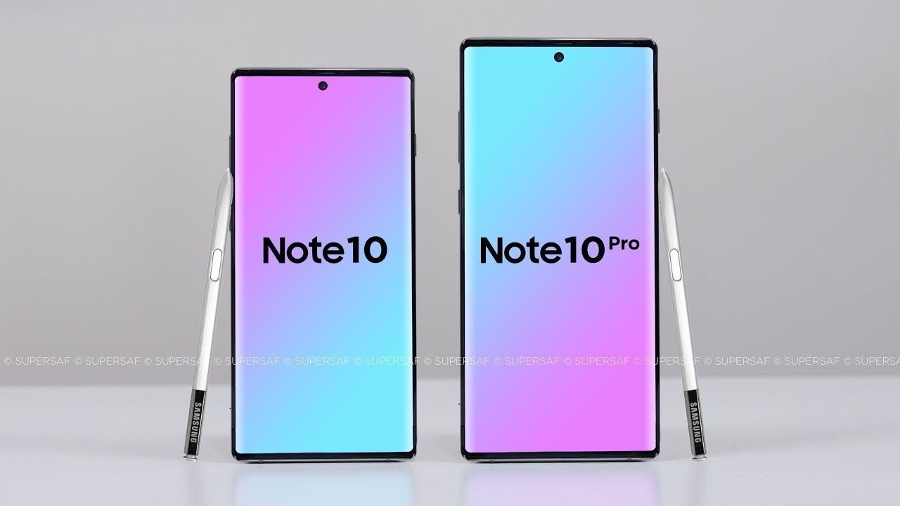Galaxy Note10 Ağustos Ayı Sonlarında, iPhone 11 Eylül Ayı Sonlarında Geliyor