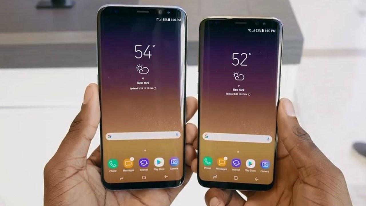 Galaxy S8 ve S8 Plus Yeni Güncelleme Almaya Başladı