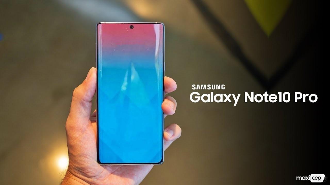 Samsung Galaxy Note10 Kılıfıyla Beraber Ortaya Çıktı
