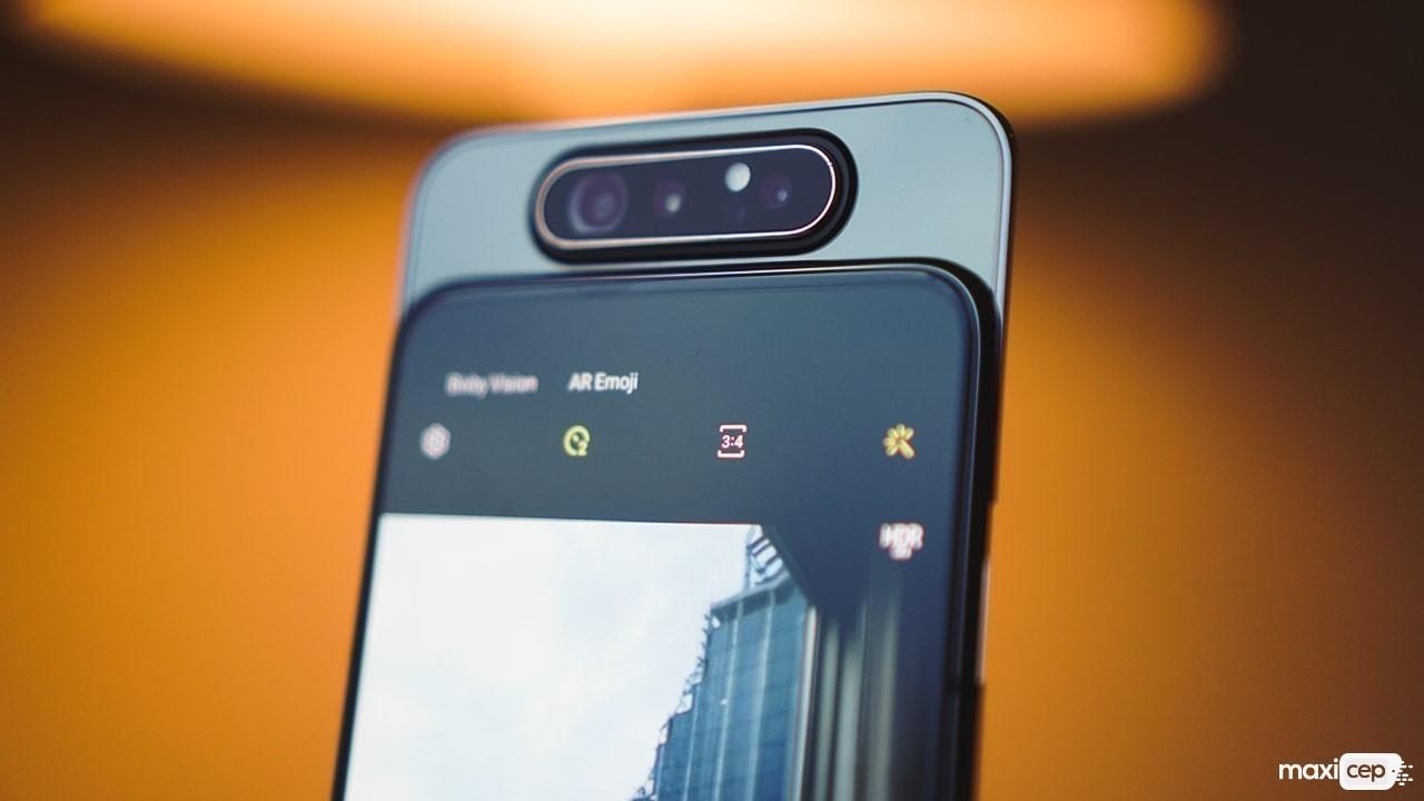 Samsung Galaxy A90 Kızaklı Kamera Sistemine Sahip Olmayacak