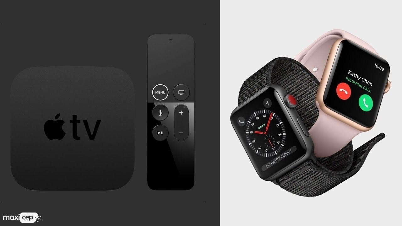 Apple watchOS 6 ve tvOS 13 Duyuruldu