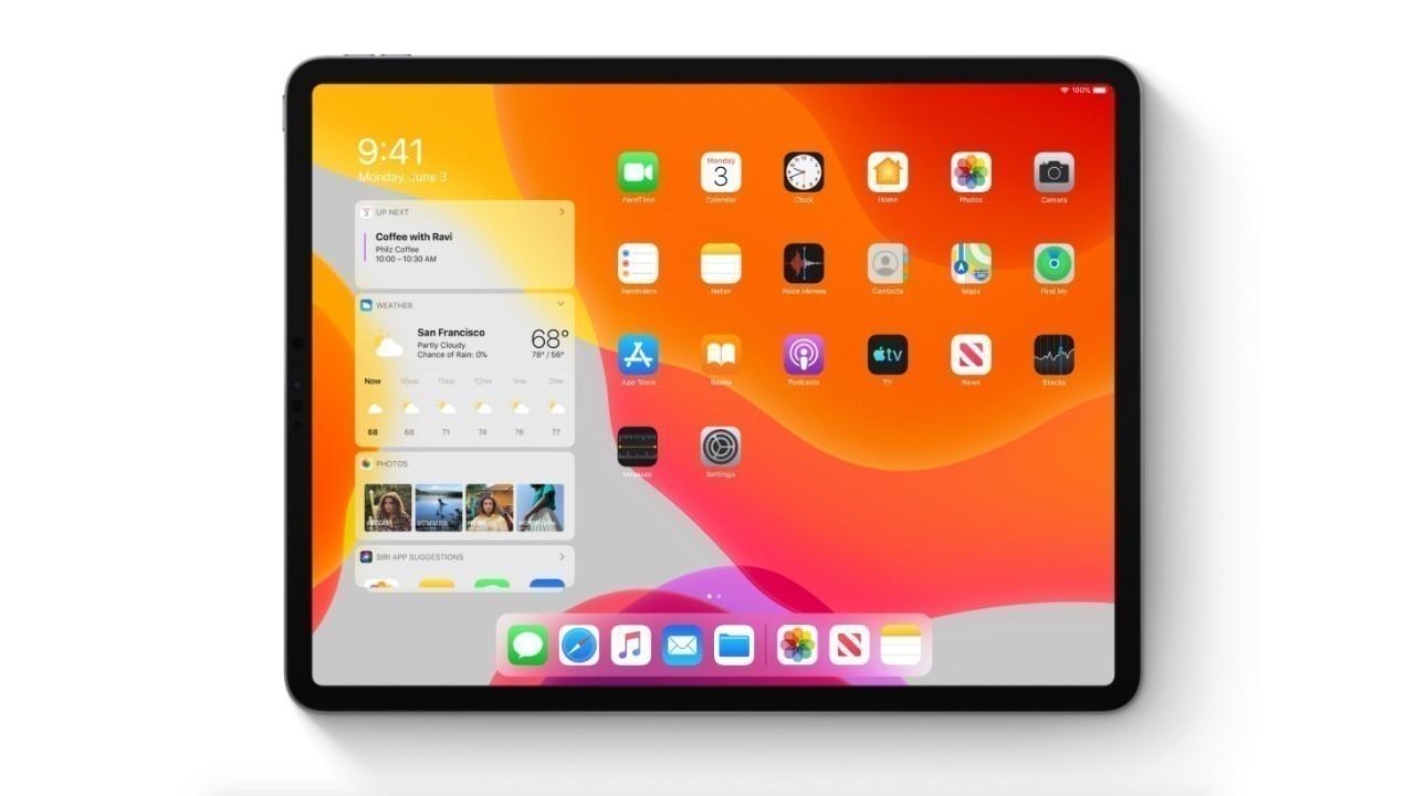 Apple Tabletler İçin Geliştirilen iPadOS Duyuruldu