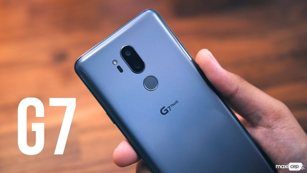 LG G7 ThinQ Sonunda Android 9 Pie Güncellemesini Almaya Başladı