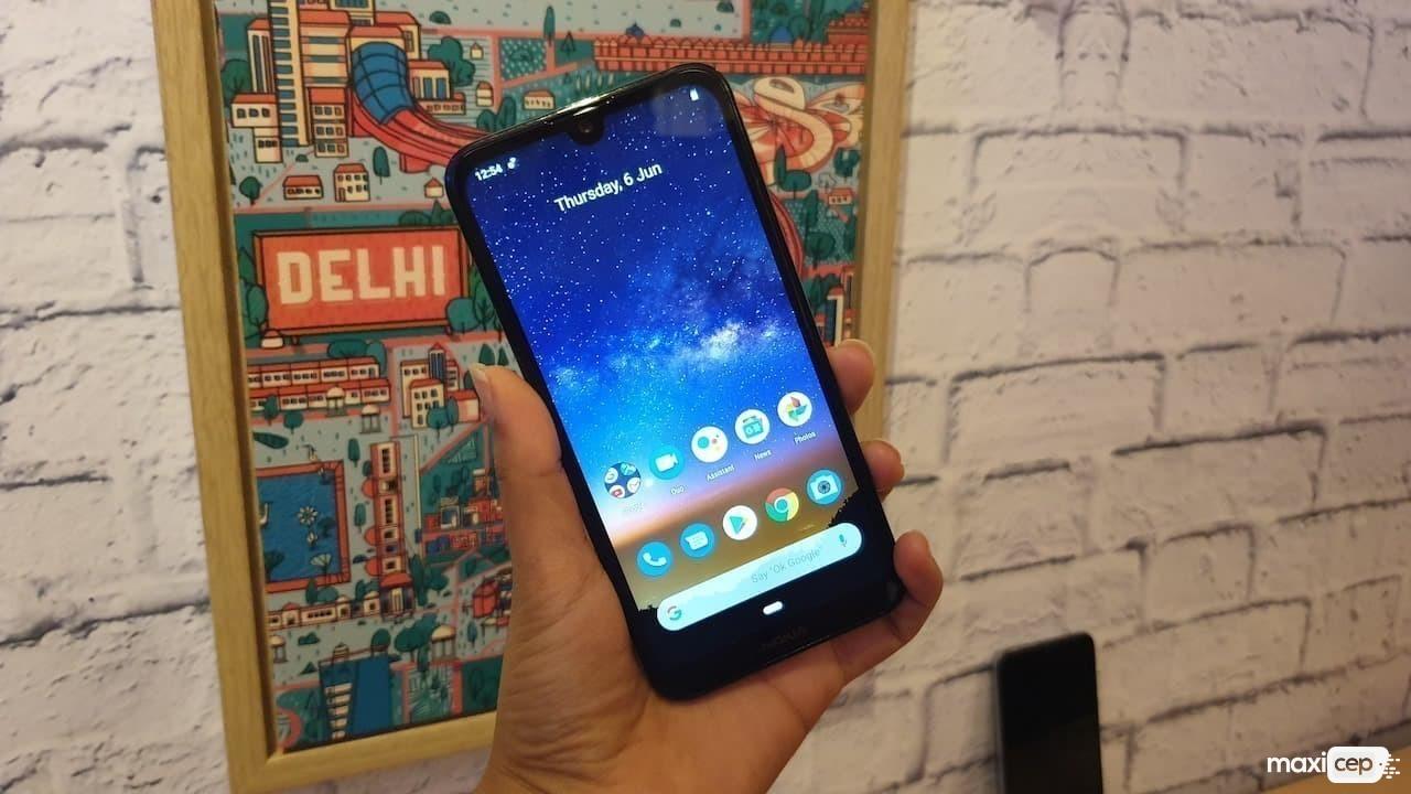 Android One Kapsamındaki Nokia 2.2 Tanıtıldı İşte Özellikleri