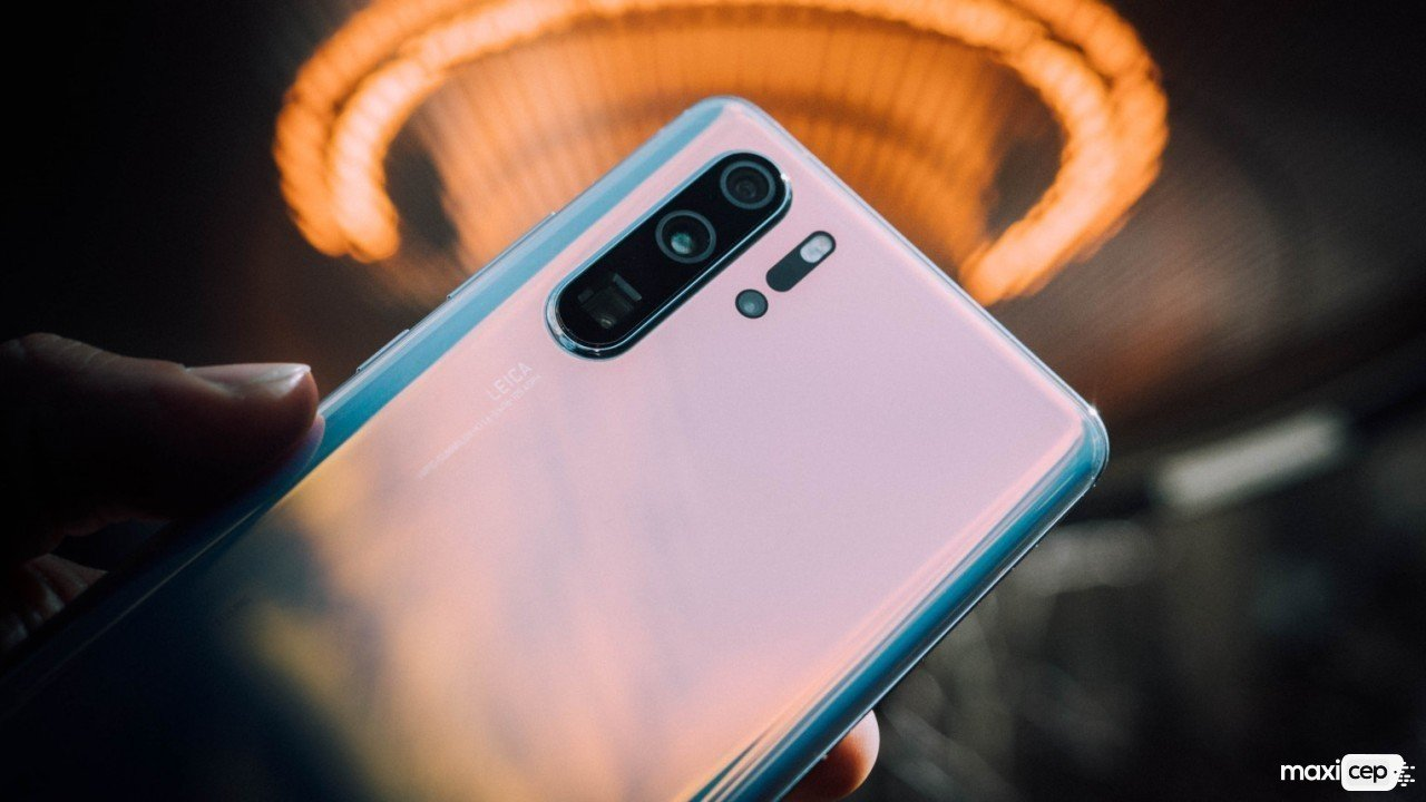 Huawei P30 Pro Kamera İçin Önemli Bir Güncelleme Aldı