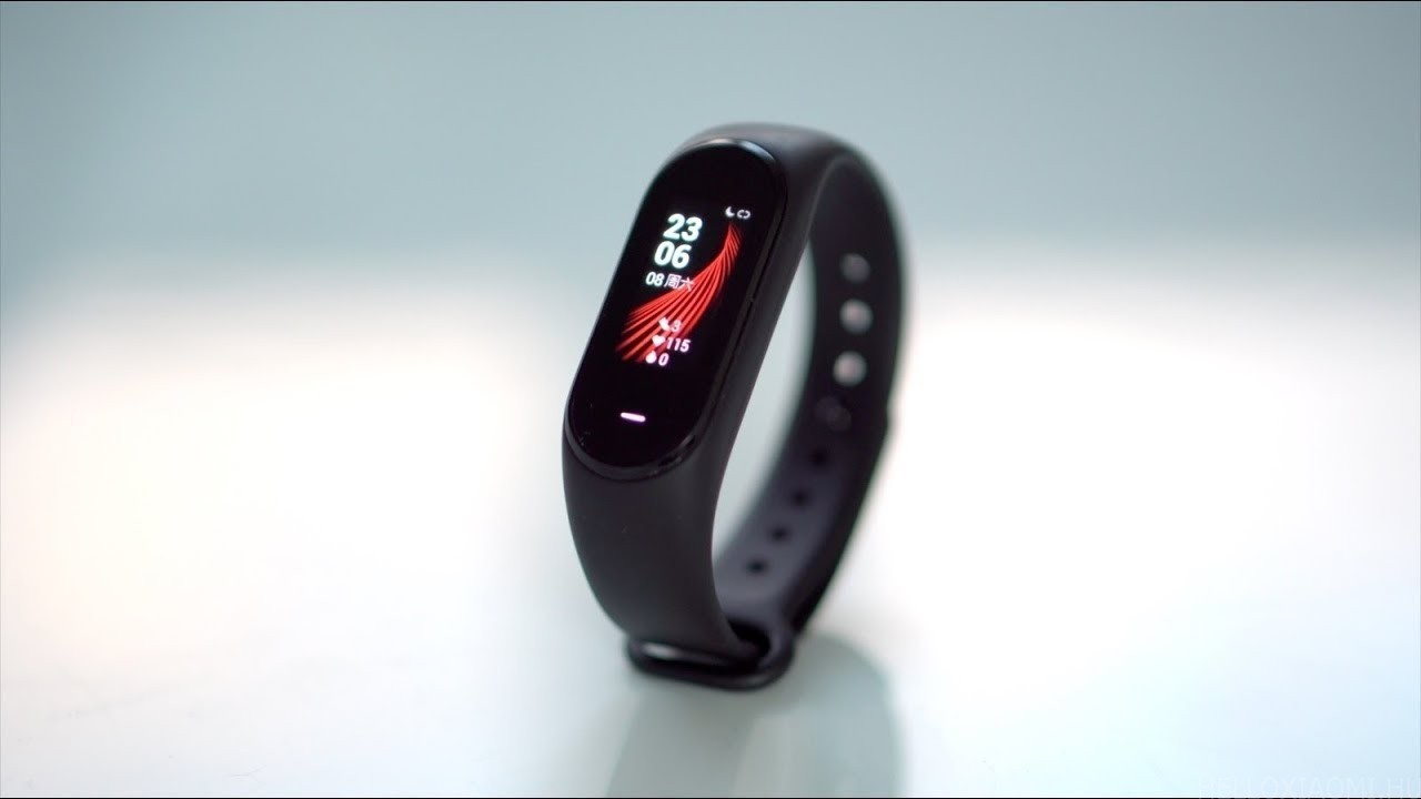 Xiaomi Mi Band 4 Teaser Görüntüsü Yayınlandı