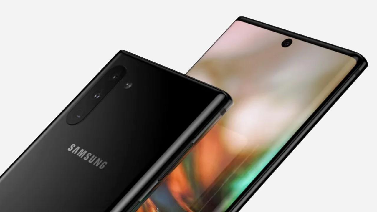 Samsung Galaxy Note10 Kılıfları Cihazın Tasarımını Gözler Önüne Seriyor