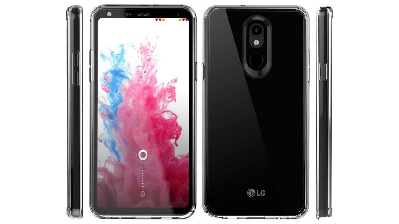 LG Stylo 5 Render Görüntüleri Dikkat Çekiyor