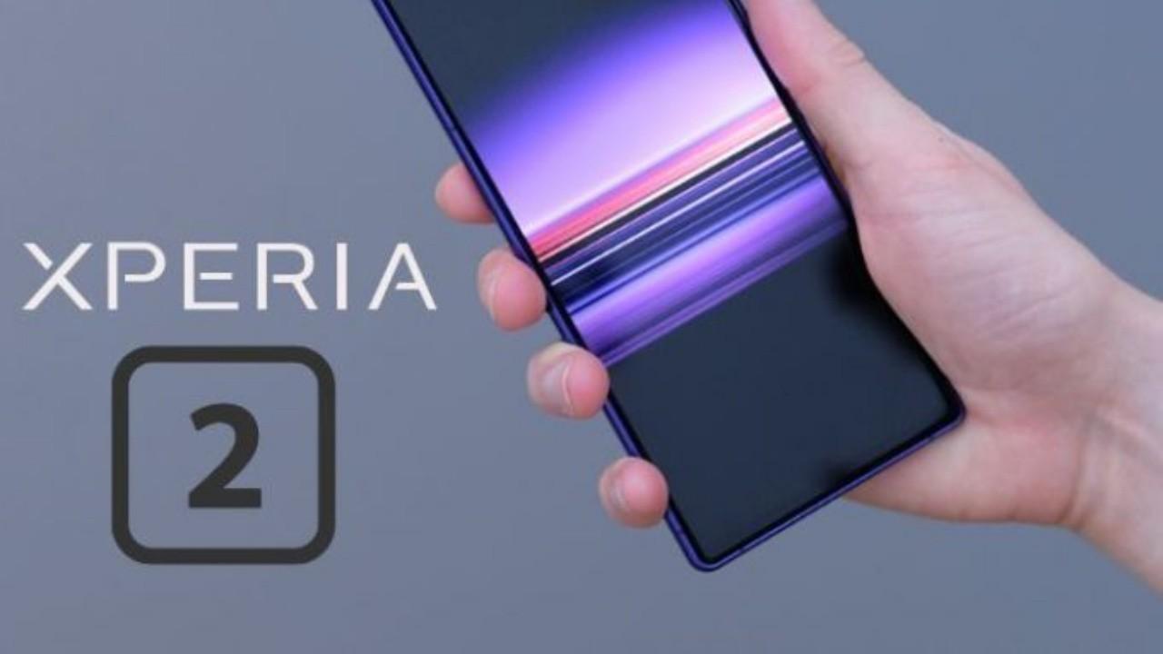 Sony, Xperia 2 Modelini IFA 2019'da Duyurmaya Hazırlanıyor