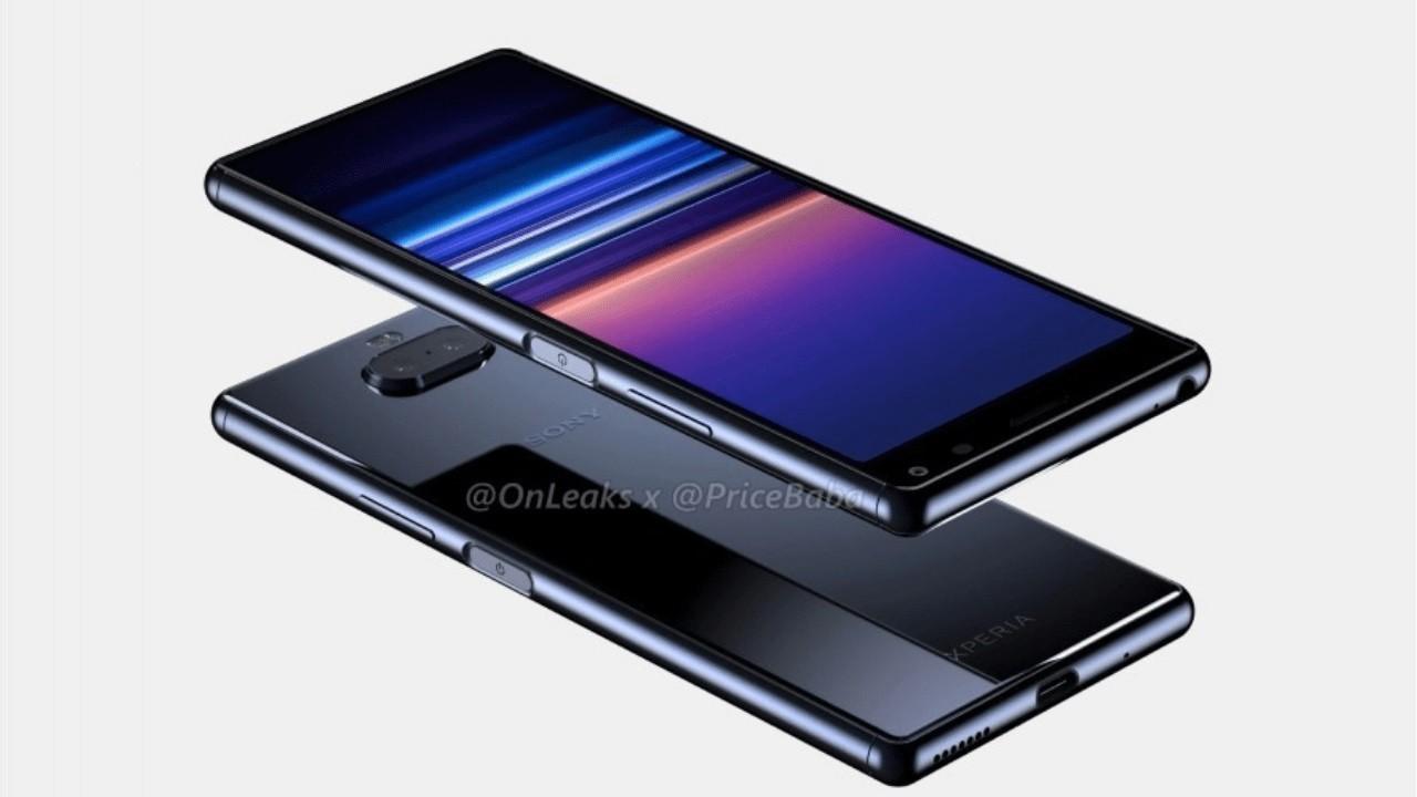 Xperia 20'nin Render Görüntüleri Telefonun Tasarımını Gözler Önüne Seriyor