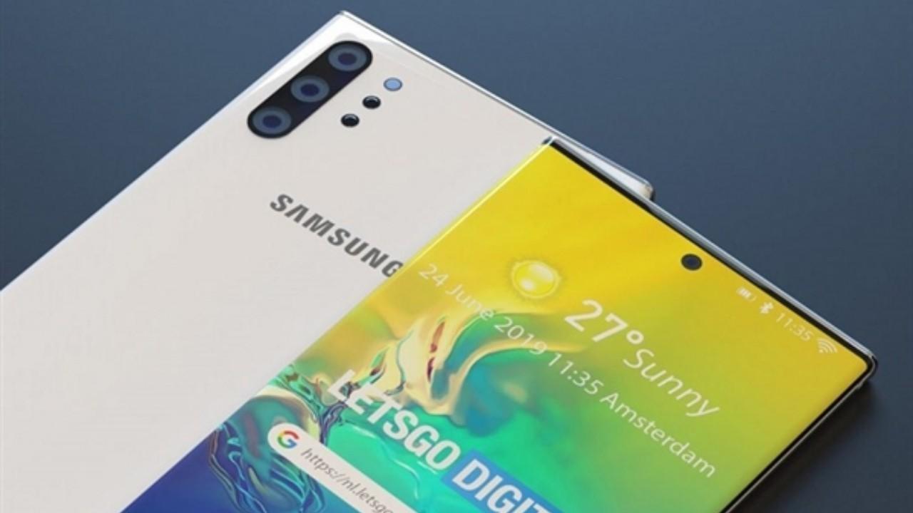 Galaxy Note 10 Tanıtım Tarihi Açıklandı