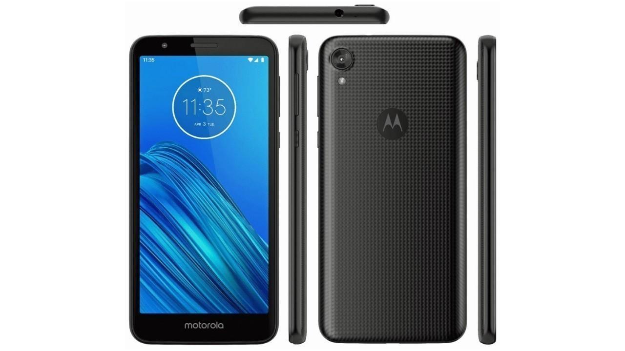 Motorola Uygun Fiyatlı Moto E6 Modelini Duyurdu