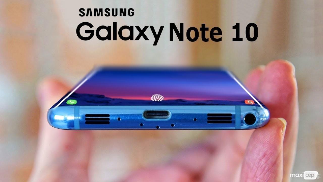 Samsung Galaxy Note10 Bu Sefer Gül Rengiyle Ortaya Çıktı