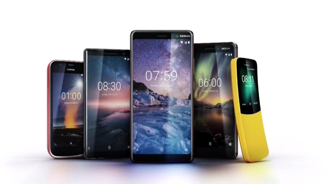 Nokia 48 MP Kameralı Yeni Bir Telefon Üzerinde Çalışıyor