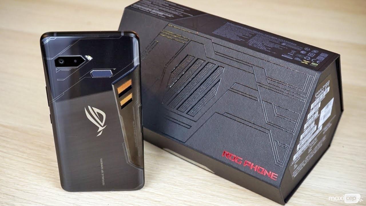 Asus ROG Phone 2 Çin'de 23 Temmuz'da Duyurulacak