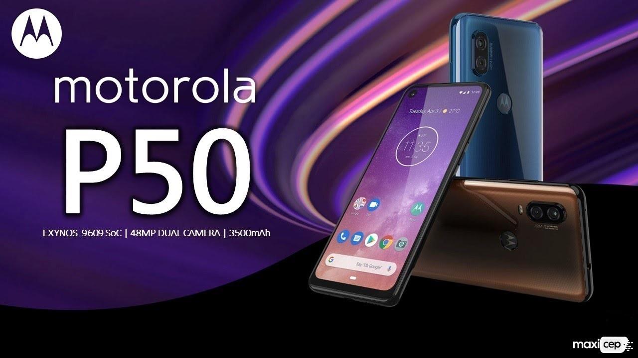 Motorola P50 48 MP Kamerayla Beraber Duyuruldu