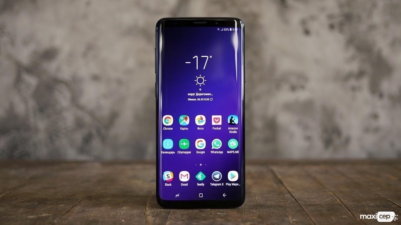 Samsung Galaxy S9 Serisi İçin Ağustos Güvenlik Güncellemesi Çıktı