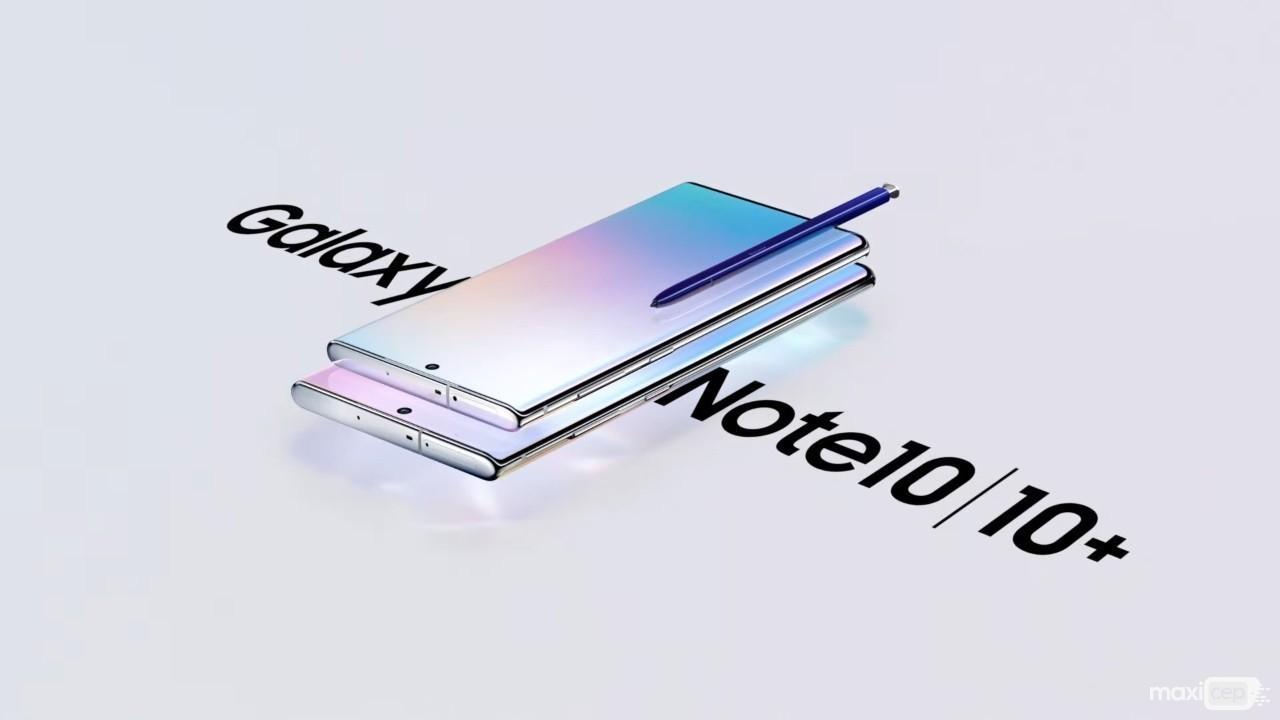 Samsung Galaxy Note10 Plus Ekranı En İyi Telefon Ekranı Seçildi