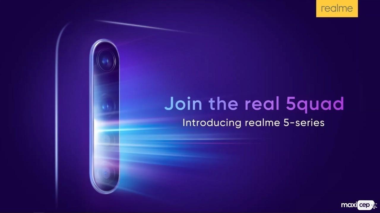 Realme 5 Serisi ve Realme X Pro'nun Özellikleri Dikkat Çekiyor