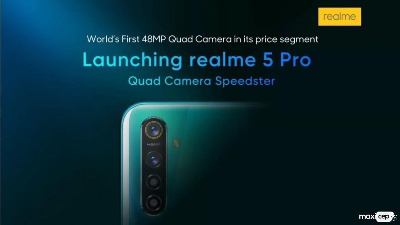 Realme 5 Pro'nun Geekbench Performans Testi Sonuçları Ortaya Çıktı