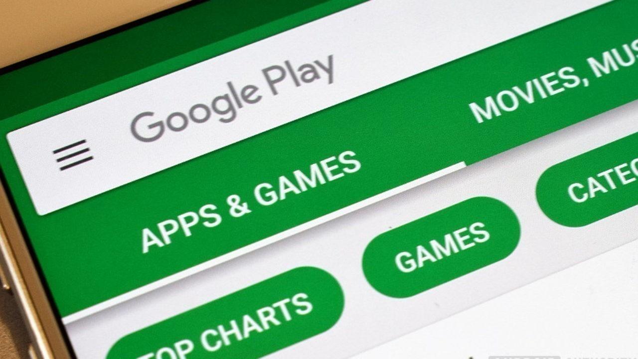Google Play Store Yeni Bir Tasarım İle Güncelleniyor