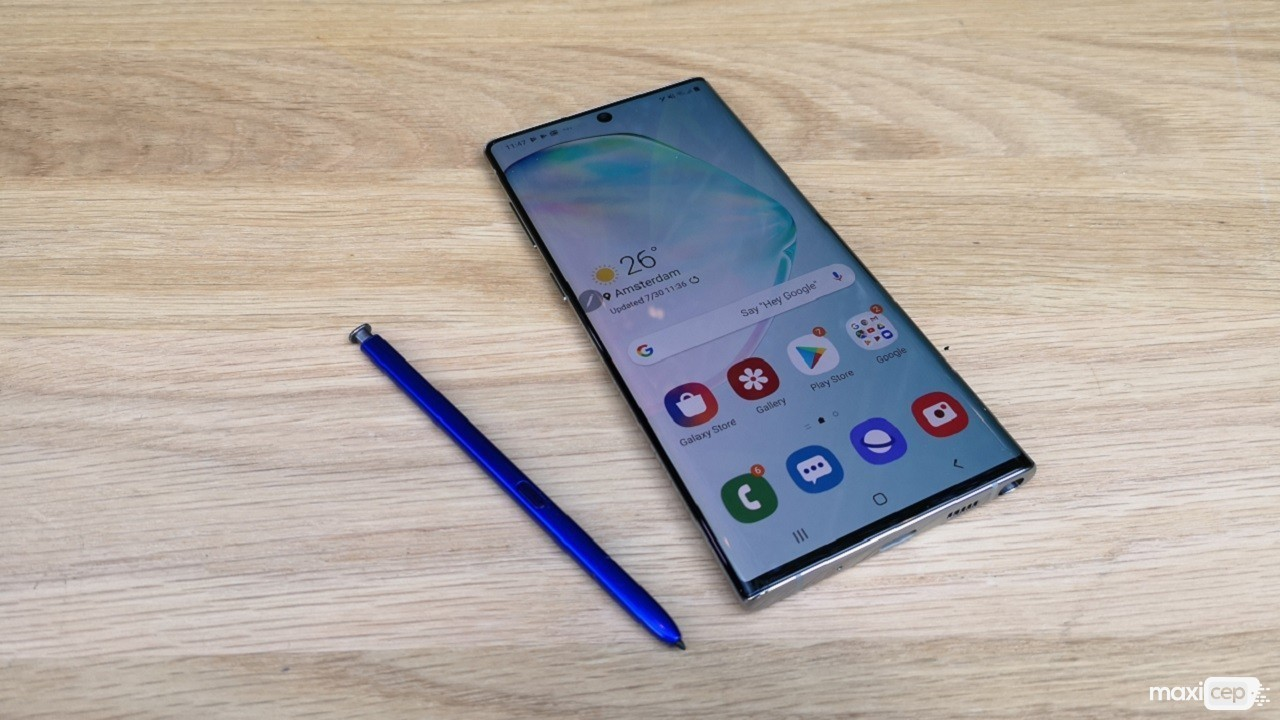 Samsung Galaxy Note10 Serisi İçin İlk Sistem Güncellemesi Dağıtıldı