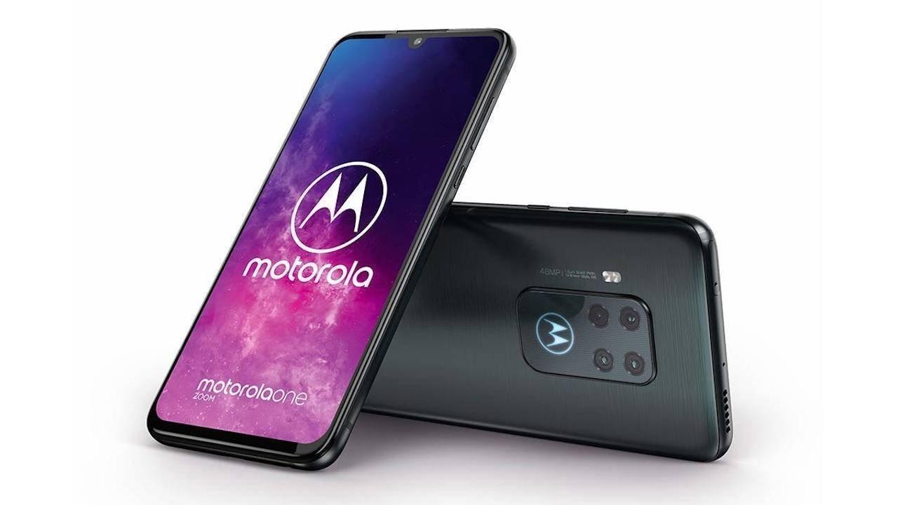 Motorola One Zoom Render Görüntüleri Yayınlandı
