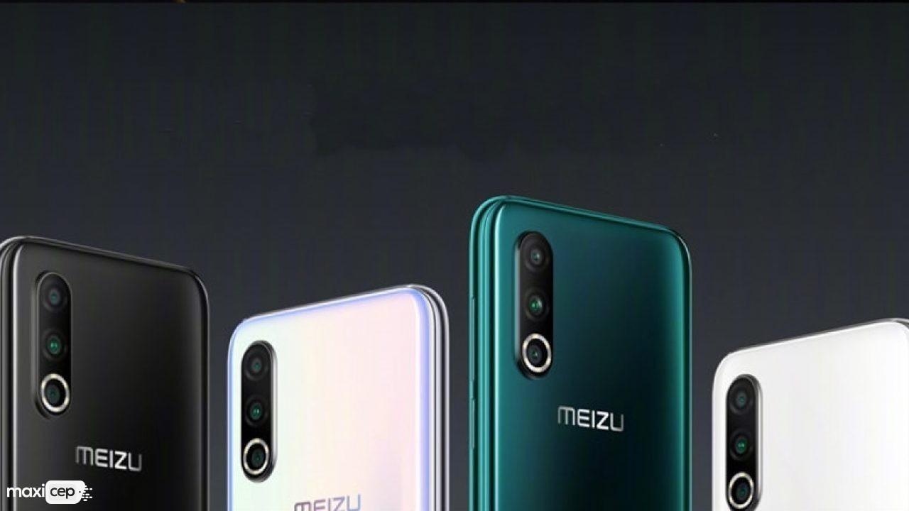 Meizu 16s Pro, Flyme 8 ve Üç Arka Kamera İle Birlikte Duyuruldu